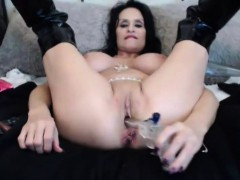 hot old adultstar squirter rita daniels with monster tits