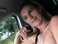 monster juggs hitchhiker alena gets her vagina drilled in public – TEATERBOKEP.COM