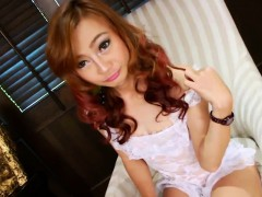 redhead-asian-shemale-toppin-enjoying-in-solo-session