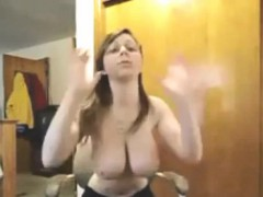 massive natural breasts berry from 1fuckdatecom