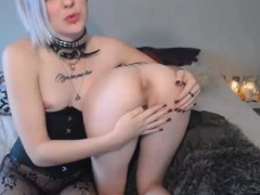 Horny Female Slut Has Sexy Time With Tranny