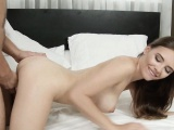 Hot Young Brunette Perfect Small Tits Skye West