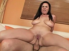 busty-brunette-vibrates-her-clit-while-he-s-banging-her-asshole