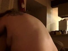 bbw milf from milfsexdating net riding on my cock