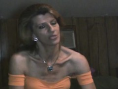crack whore granny penetrated and taking cumshot point of view