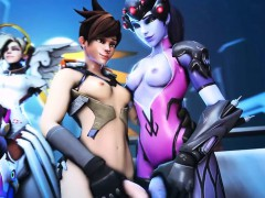 Overwatch Group Sex