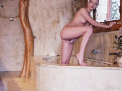 sensual-kitten-spreads-soft-vagina-and-loses-virginity