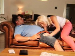 mature blonde monster tits threesome and nubiles films blonde do