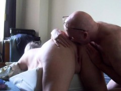 Fat Mature Waiting For Her Asshole Elida
