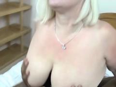 Блондинки Большие члены Межрассовый секс Большие красивые женщины (BBW) фото 12