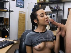 pretty-titty-brunette-sucking-dick-in-the-back-of-pawn-shop