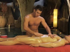 Massage Handjob Combo Therapy