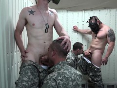 army-cadets-sucking-cock