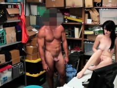 shoplifter gets cumshot – Free Porn Video
