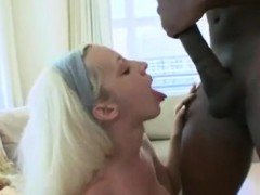 massive bbc for blonde woman