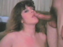 A Fat Bitch Hits And Trips A Penis In A Vintage Movie