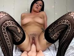 big-woman-sits-on-the-dildo