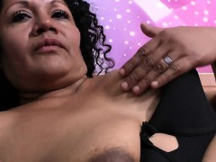 Latina Milfs Sharon And Maribel Need To Get Off After Work