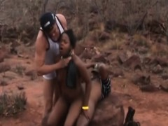 2-african-babes-get-spanked-and-whipped-by-2-dudes-outdoor
