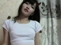 Cute Korean Webcam Dancing Part I