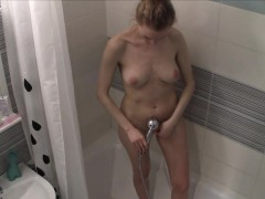Shapely Woman Requires A Bath And Gets Bare