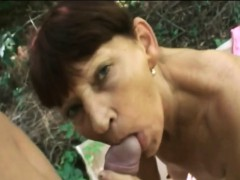 Mature Slut Deepthroated And Fucked Hard In Pov