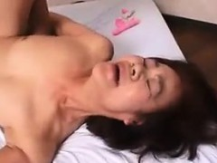 horny husband is humping his wife hard and then they bathe