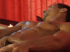 Erotic Self Massage On Display