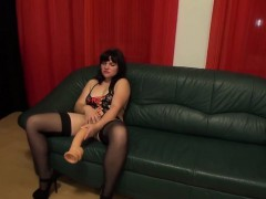 Viola Pierron is a cute amateur girl from Austria. This