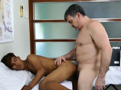 Doctor Daddy Barebacks Asian Boy Rizal