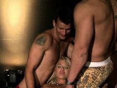 Dirty Sluts Pleasing Men In Swinger Reality Show