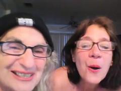 Лесбиянки Брюнетки Любительское Секс с бабками, очень зрелый секс фото 14