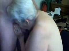 amateur cum loving granny drenched in cum WWW.ONSEXO.COM