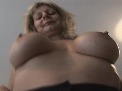 Blonde Sahra With Big Boobs Is So Elastic And Arousing