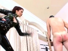 slave-gets-his-ass-red-by-his-mistress
