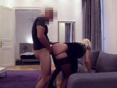 fit escort likes client humping in her the booty