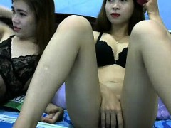 Webcam Asian Teen Fingering Pussy