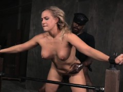Жесткое порно Большие сиськи Межрассовый секс БДСМ фото 11