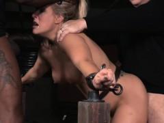 Жесткое порно Большие сиськи Межрассовый секс БДСМ фото 19
