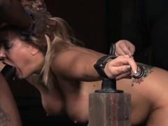 Жесткое порно Большие сиськи Межрассовый секс БДСМ фото 4