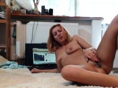 Секс игрушки Мастурбация Рыжеволосые, Рыжие Девушки соло фото 11