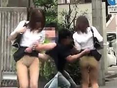 upskirt-public-masturbation-and-nude-outdoor-flash