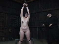 Submissive Babes Flogged And Tormented