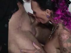 Bro Blackmail Natural Tits Step-sister To Blow His Dick