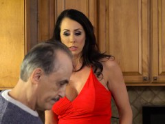 Brazzers - Mommy Got Boobs - Too Hot To Handl