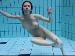 anetta the sexy bitch in a cute swim-suit