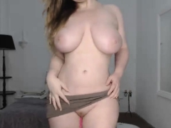 Amateur Megan Fox21 Flashing Boobs On Live Webcam