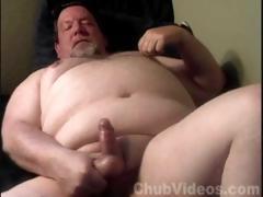 Daddy Hung Chubby Bear