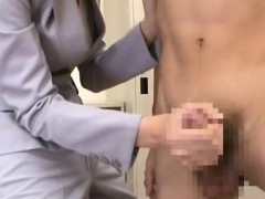 Sexy Teacher's Bushy Slit Getting Fingered And Toyed Hard
