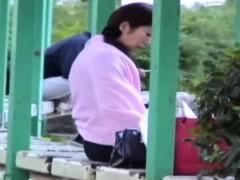 Japanese Chick Masturbate